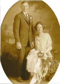 Clara and George