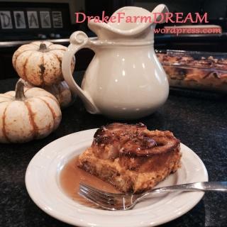 pumpkin french toast bake 01